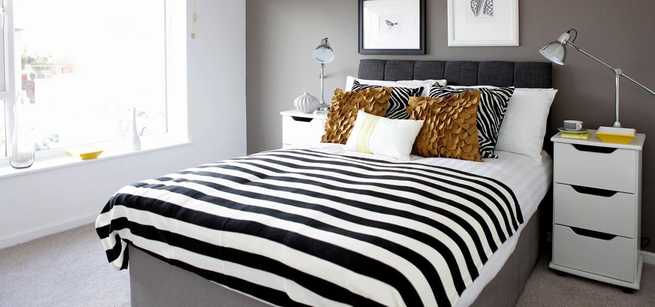 Typical Torus home bedroom