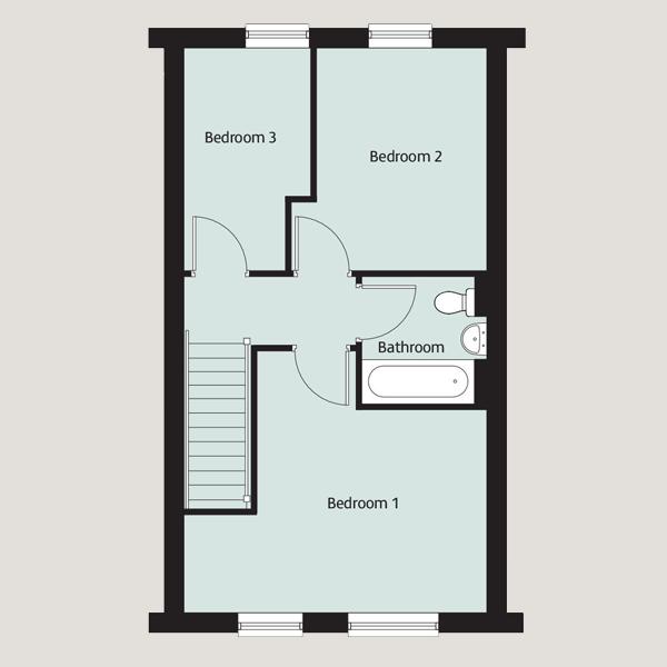 Ashcroft First Floor